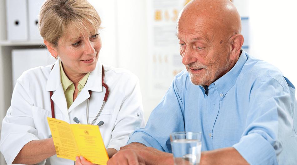 Impfungen für Senioren