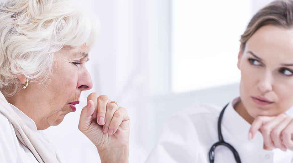 Keuchustenimpfung bei Senioren