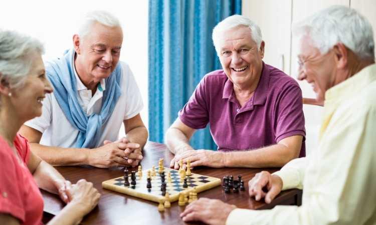 Gedächtnisleistung stärken im Alter